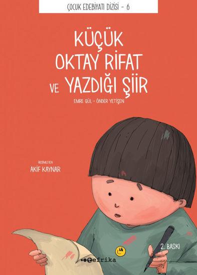Küçük Oktay Rifat ve Yazdığı Şiir resmi