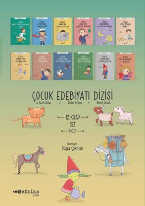 Çocuk Edebiyatı Dizisi-2  (12 Kitap) resmi