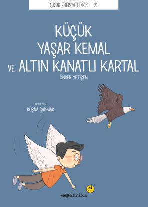 Küçük Yaşar Kemal ve Altın Kanatlı Kartal resmi